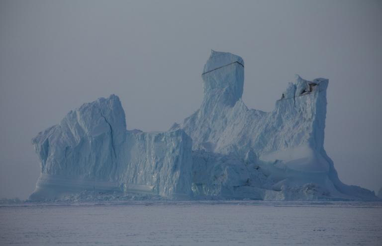 When the icebergs melt