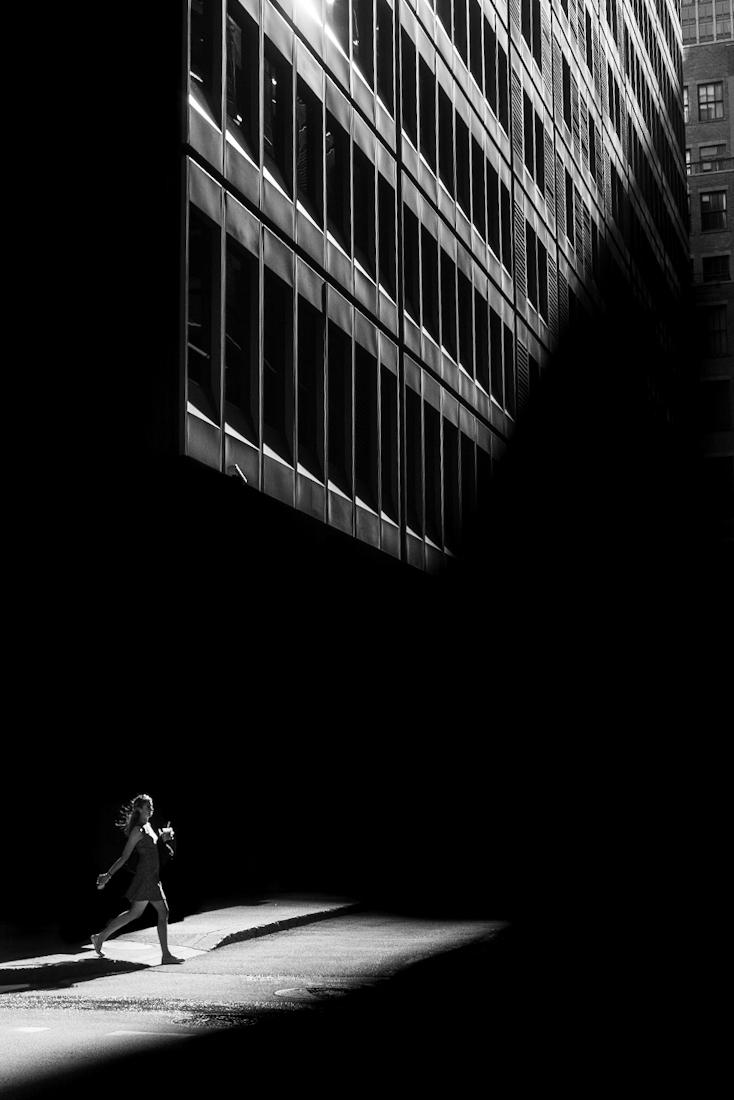 Corridors of light, Metaphor of life
