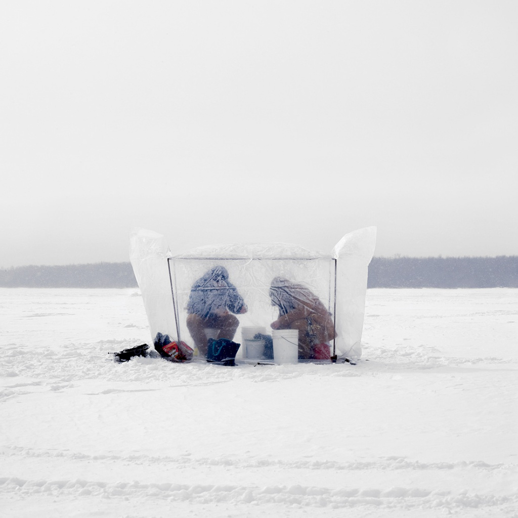 Ice Huts 2007 – 2020