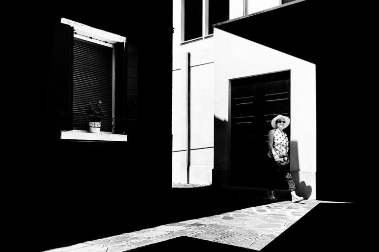 Urban Lights and Shadows