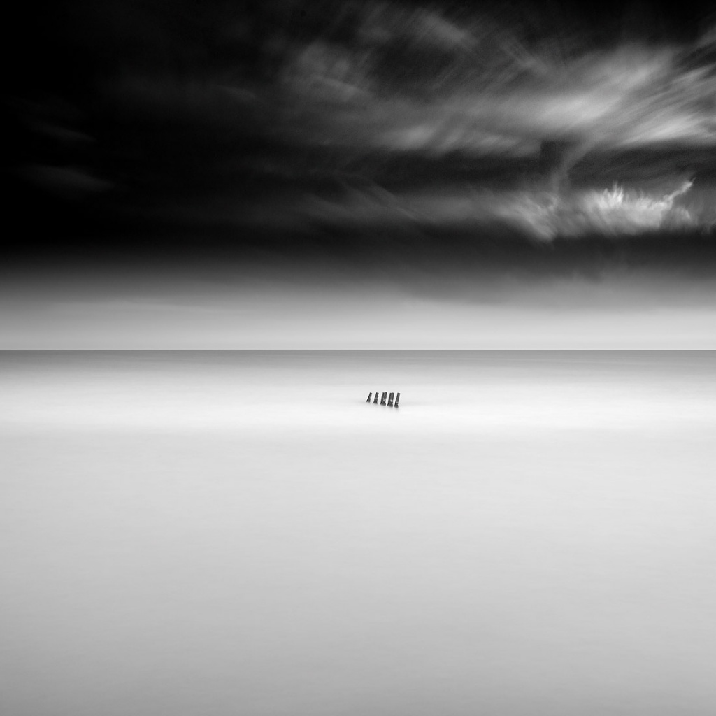 Sea and long exposure