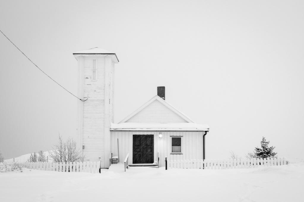 Karlebotn Chapel