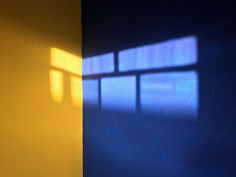 Shadow of Window