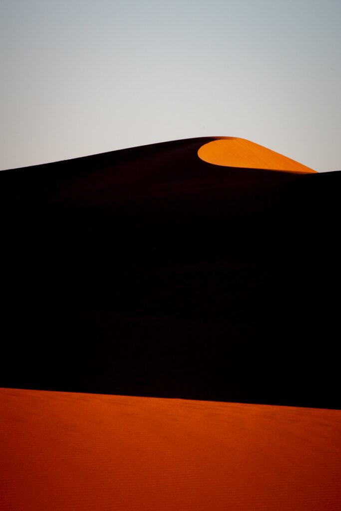 Crest of Sand