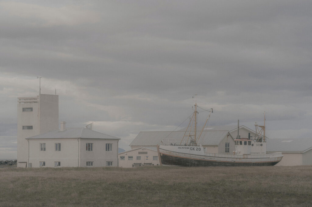 Different Icelandic landscapes