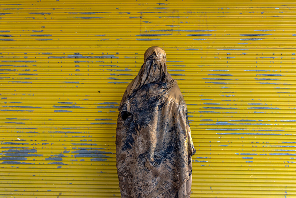 Mud Woman