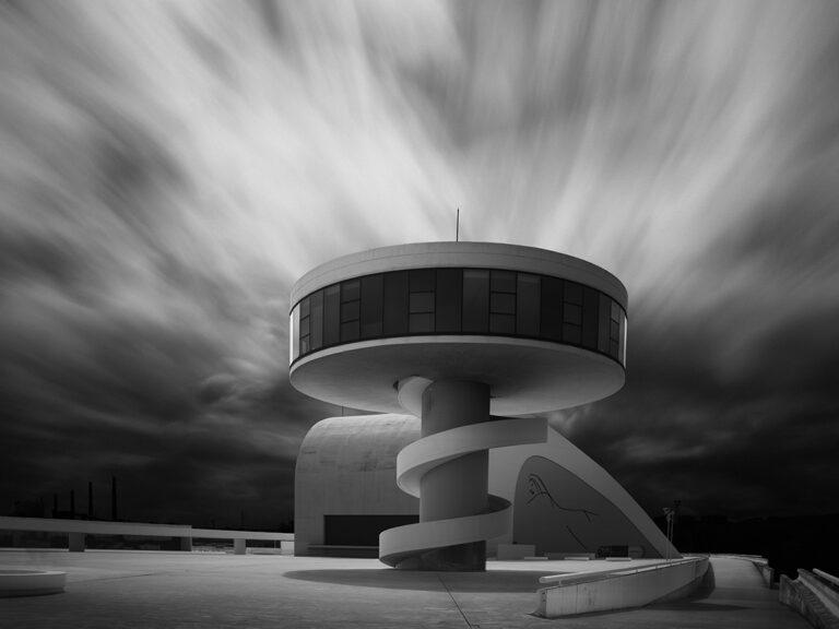 Niemeyer Centro Avilés