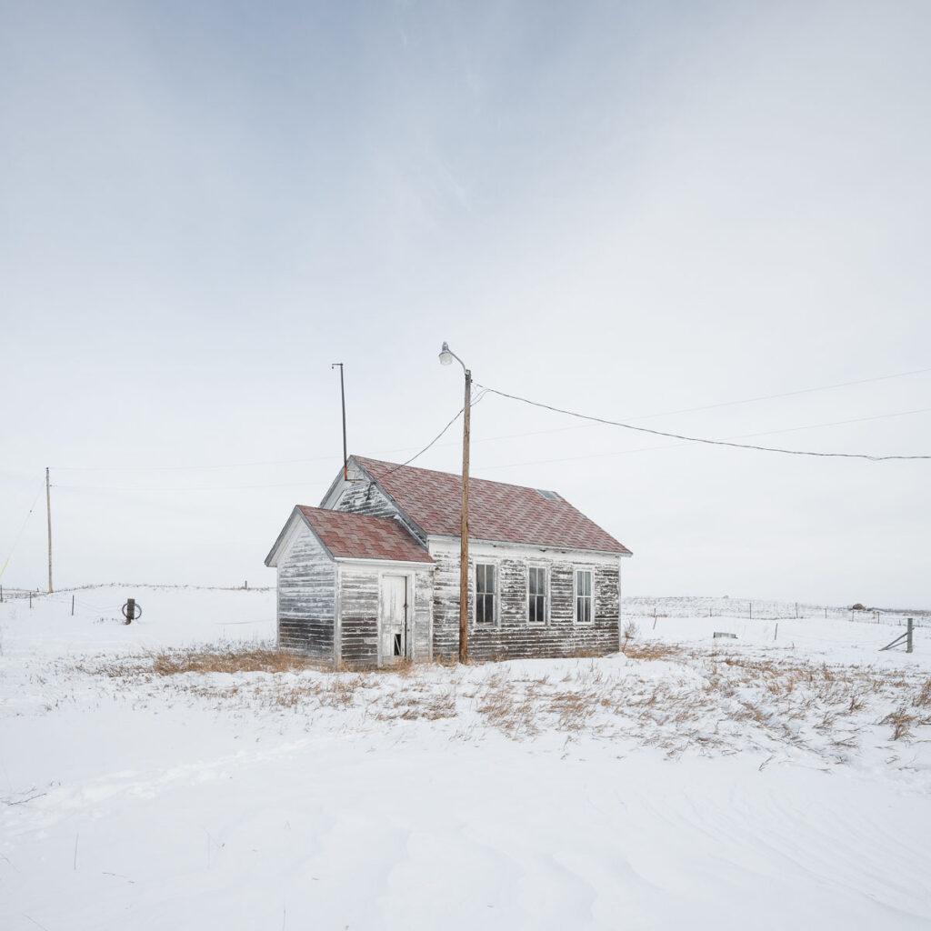 North Dakota Winter