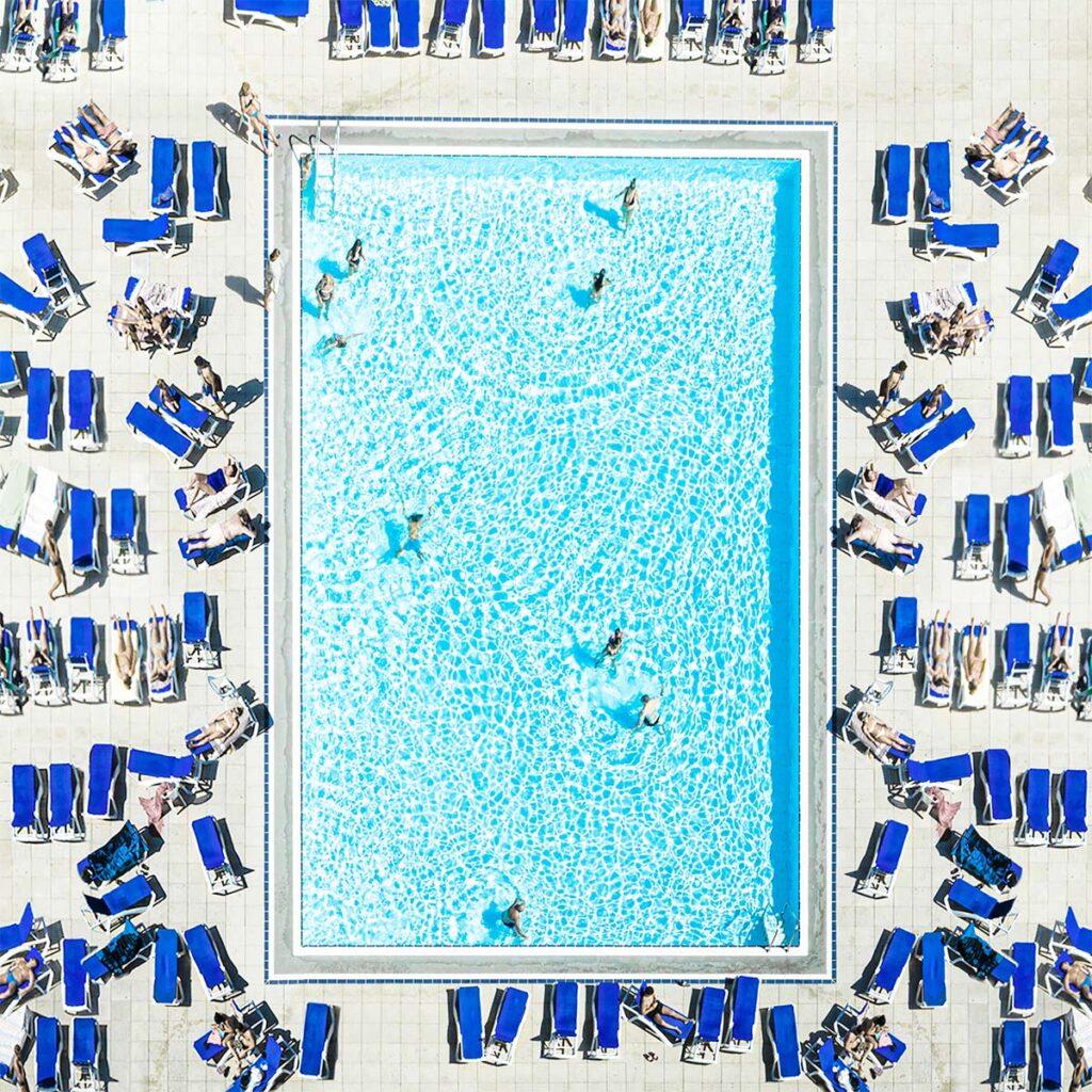 Swimming Pool, Barcelona 2019