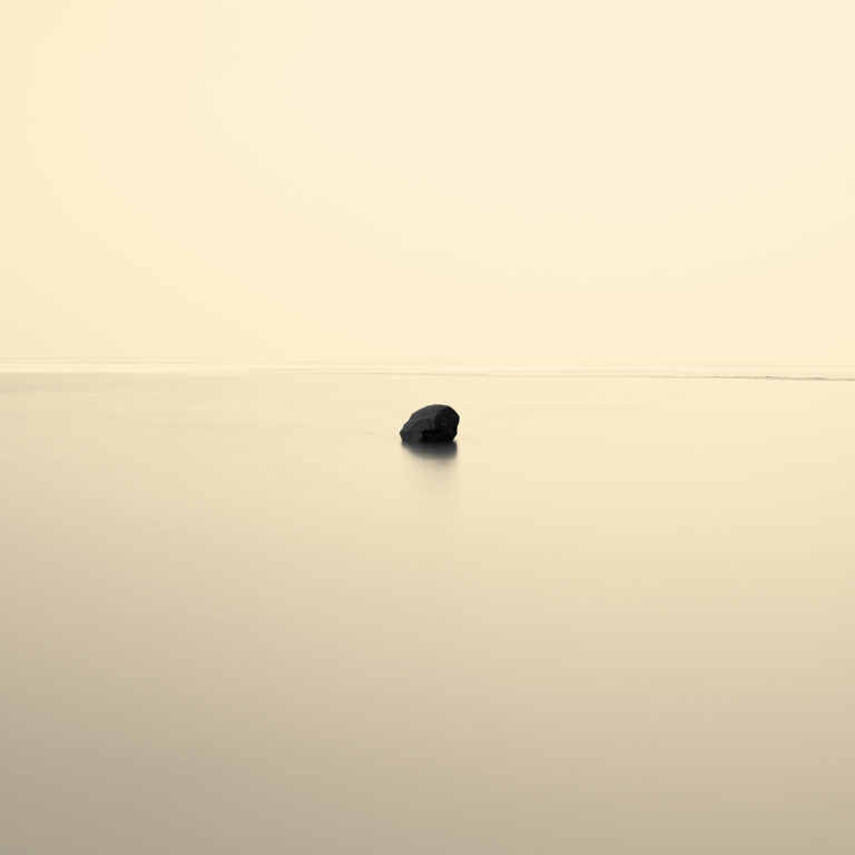 This precious stone set in the amber sea