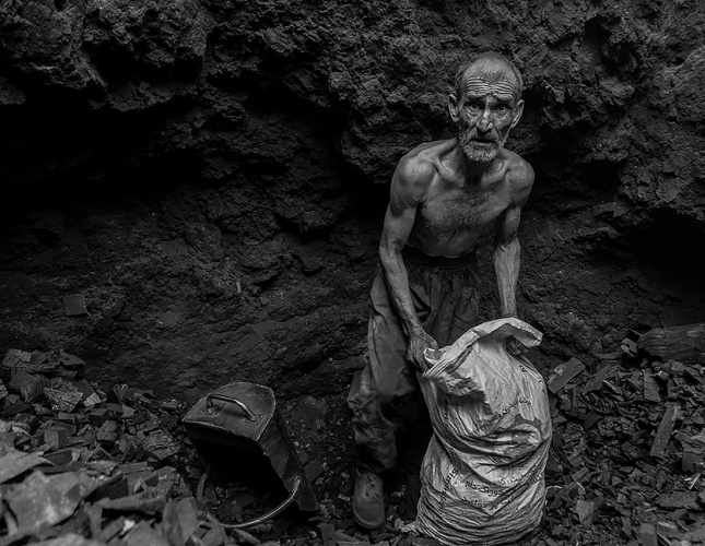 Coal-pit
